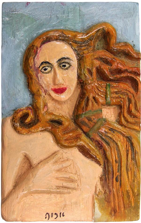 «Венера». Арье Фетман, 90 лет