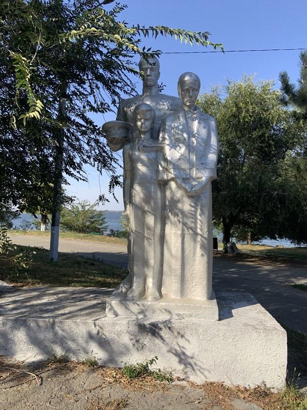 село Любимовка Херсонской области