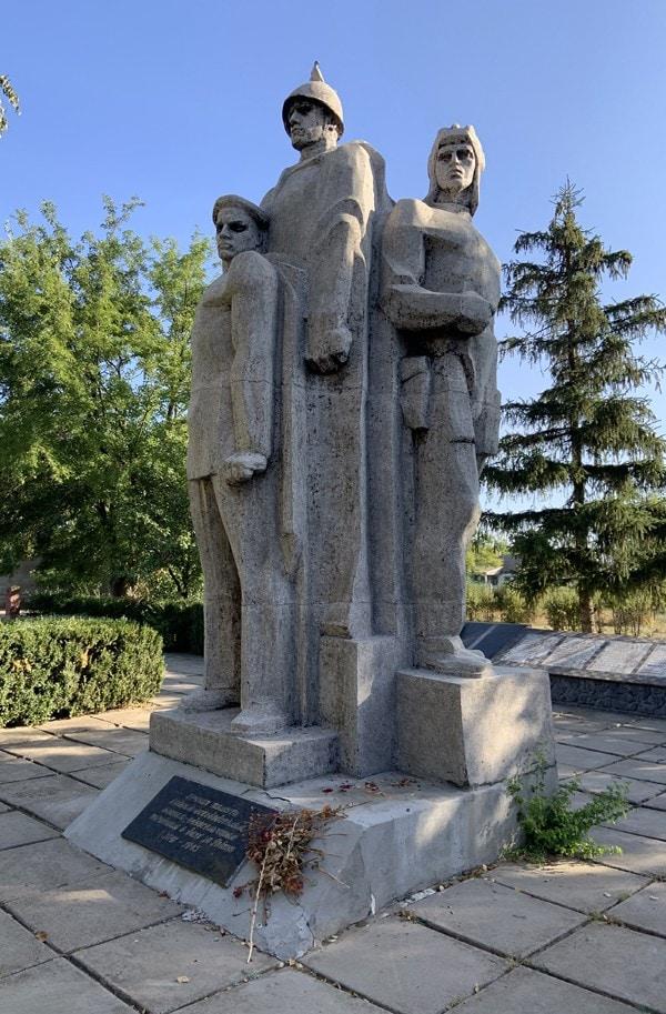 село Надеждовка Херсонской области