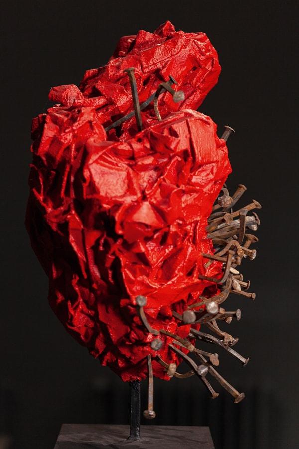 Михаил Рева <br><b> Скульптура говорит шепотом</b>